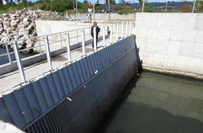 Arroyo del Barco: tendrá un novedoso sistema para contener residuos