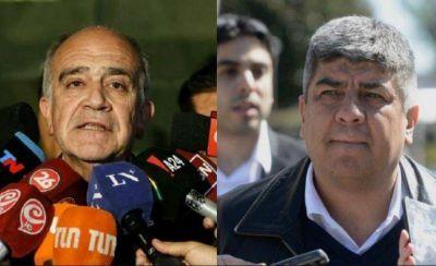 Los espías de Macri y el borrador que le dieron a Carzoglio para detener a Pablo Moyano