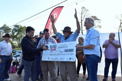 """Puro Asado: """"Queremos darle fuerza a los productores locales"""", afirmó el intendente López"""