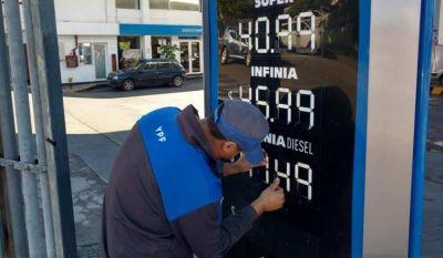 El Gobierno descarta la ejecución de un control de precios sobre los combustibles