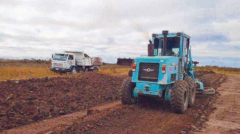 Construyen una planta regional de residuos con base en Firmat