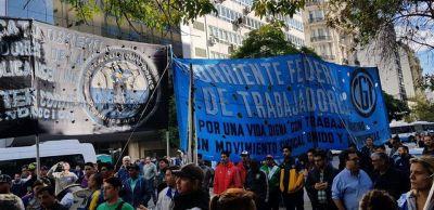 """Walter Correa: """"Vamos a seguir peleando contra este gobierno de oligarcas"""""""