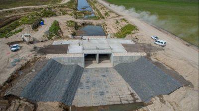 Punto final para la obra de ingeniería hidráulica más importante del Sudoeste