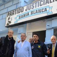 Lorenzo Pepe visitó Bahía e instó a los jóvenes y mujeres a involucrarse con el PJ