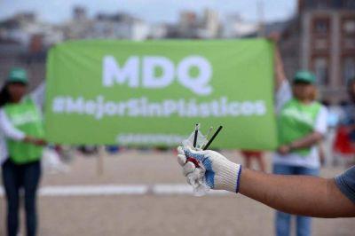 A favor del medioambiente: prohíben el uso de sorbetes y utensilios plásticos en la costa