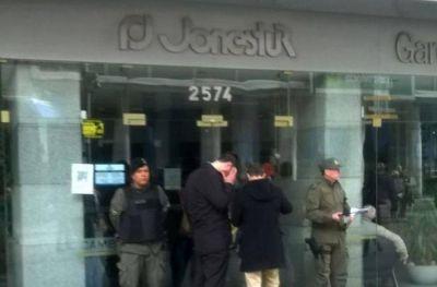 Prohíben la salida del país a dos financistas marplatenses
