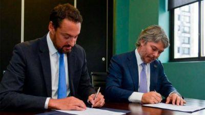 La UIF y la AFIP firmaron un convenio para la lucha contra la evasión y el lavado