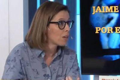 Laura Alonso justificó porqué la OA no querella a funcionarios del Gobierno