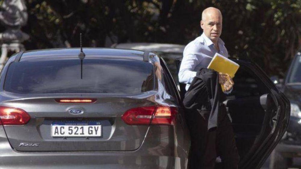 La reelección de Larreta podría jugarse en boleta separada a la de Macri