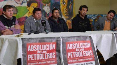 Comenzó el juicio a los petroleros santacruceños que encabezaron una protesta gremial en 2014