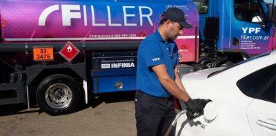 San Juan: Temen despidos si avanza la nueva app encargada del delivery de nafta