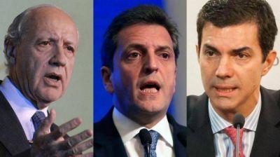 Tinelli, Brito, D'Onofrio, Vila y Mindlin: quiénes integran el Círculo Rojo de Alternativa Federal