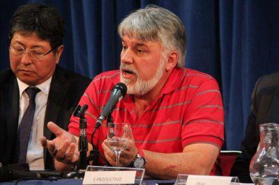 """""""Cierran alrededor de 40 pequeñas y medianas empresas por día"""", denunció Daniel Moreira referente del Frente Productivo"""