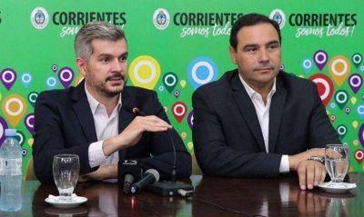 Salvavidas de plomo: la UCR de Corrientes también le escapa al sello Cambiemos
