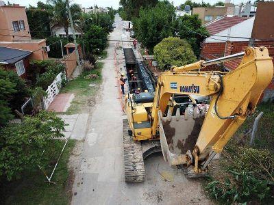 La Municipalidad asegura que el plan de obras hídricas en zona norte