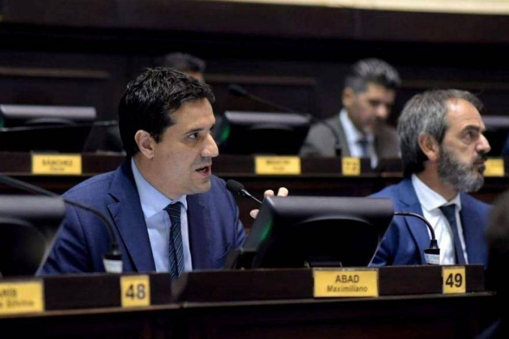 """Confianza en Cambiemos por la reelección de Vidal: Abad pronosticó """"rotundo triunfo"""""""