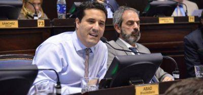 """Abad resaltó """"la predisposición al diálogo y el sentido de responsabilidad"""" del Gobierno provincial"""