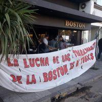 Gastronómicos de la ex Boston abandonados por la UTGHRA de Luis Barrionuevo