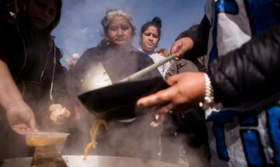 Cerca del 40% de las familias de Quequén son pobres y en Necochea el número supera el 25%