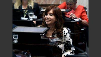 Entre dudas y deseos, la candidatura de Cristina se comienza a perfilar