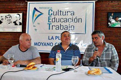 El moyanismo provincial diseña su estrategia electoral y prioriza la búsqueda de unidad