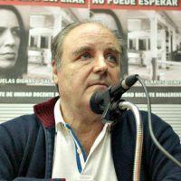 """Vidal cerró la paritaria docente: """"Se podría haber logrado un mucho mejor acuerdo"""", aseguró Díaz de UDOCBA"""