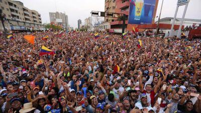 Caso Maduro, la mediación del gobierno italiano y del Vaticano