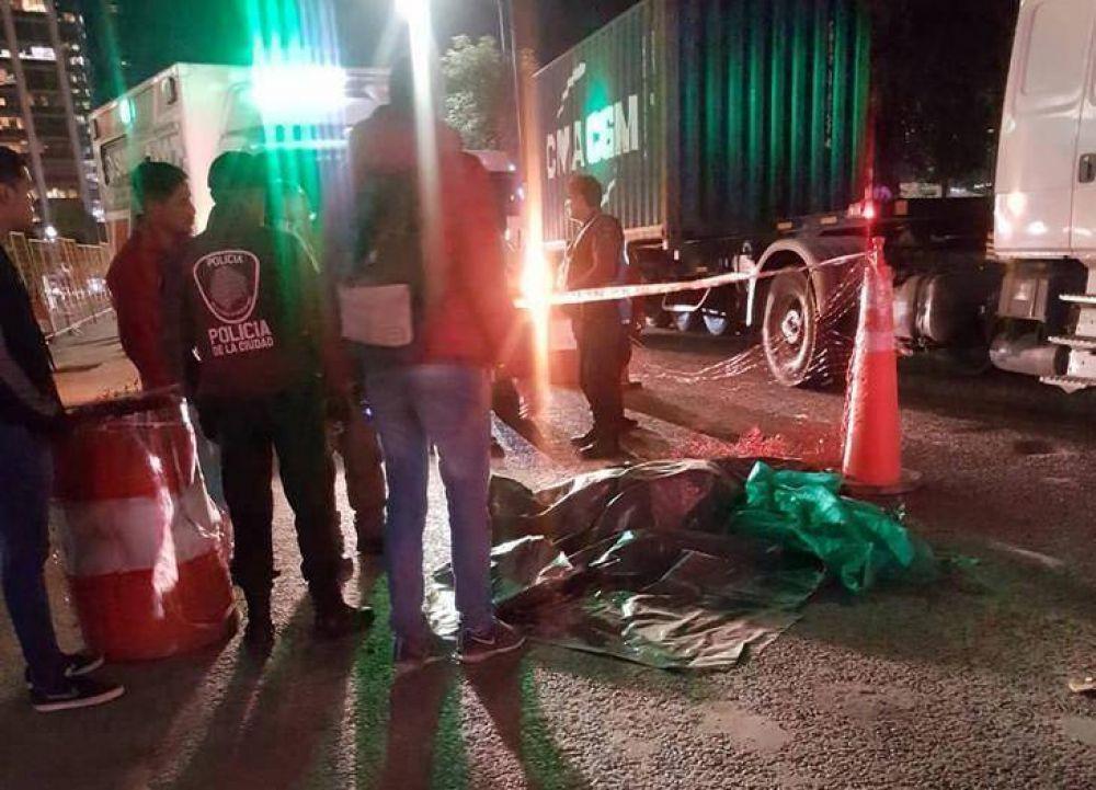 Denunciaron penalmente al secretario de Transporte porteño por la muerte del trabajador de Rappi