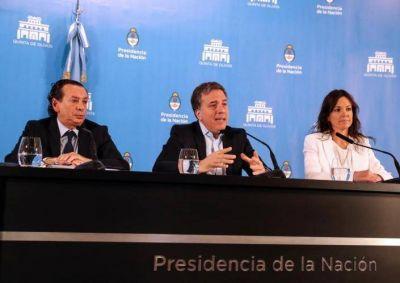 Sica, Dujovne y Stanley: los ministros empoderados que deberán afrontar la parte más dura de la crisis
