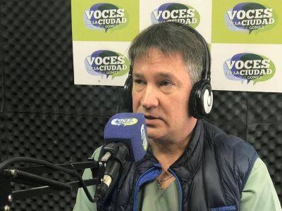 """Delfino: """"Arturo Rojas es nuestro candidato a intendente"""""""