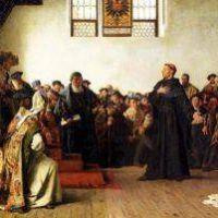 Lutero, la Dieta de Worms y el nacimiento del protestantismo
