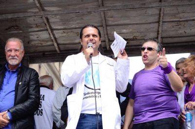 Peretta habló respecto al descuento de los medicamentos