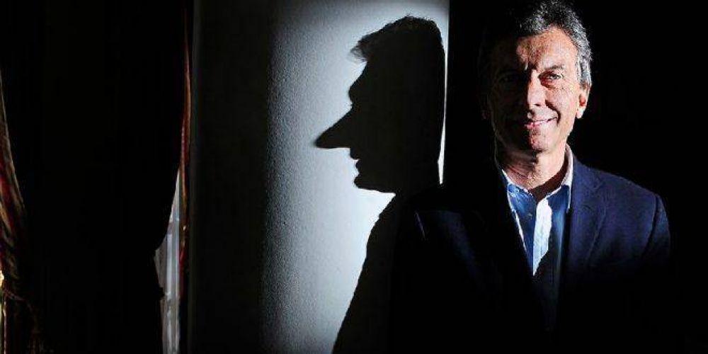 "[VIDEO] Echaron de Clarín al fotógrafo que retrató al Macri ""Pinocho"""