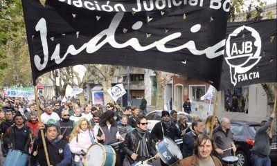 Se agudiza el conflicto entre Vidal y los judiciales, que vuelven al paro
