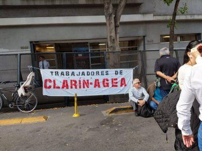 Clarín en sintonía con el gobierno despidió a más de 56 trabajadores