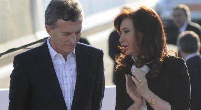 Duelo de rechazos: el 48,4% no lo prefiere a Macri y el 34,4% no quiere el retorno de CFK