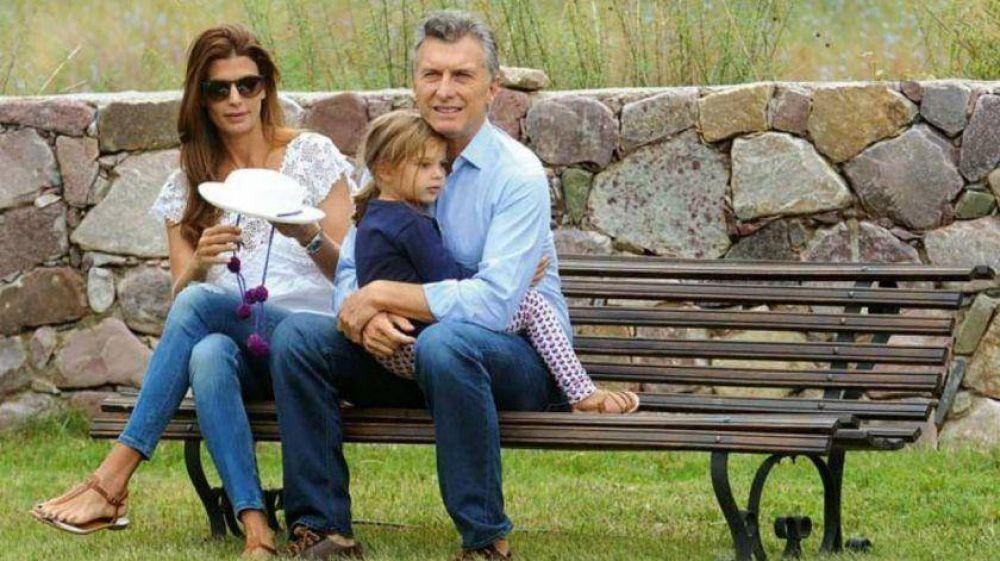 Mauricio Macri anunció las medidas de