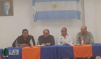 Merlo | Avanza la formalización de las 62 Organizaciones Peronistas