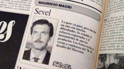 El problema de Macri con el futuro