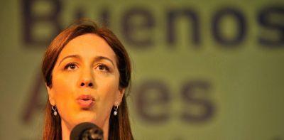 María Eugenia Vidal impulsa descuentos de 50% en supermercados, créditos para pymes y rebajas en medicamentos