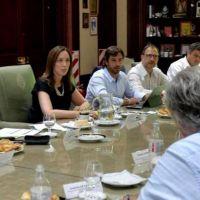 Provincia agendó reunión de gabinete para definir su propio paquete anticrisis