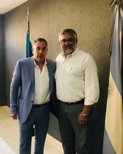 Municipales analizaron problemáticas del sector con el ministro de Trabajo