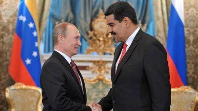 Venezuela redireccionará su petróleo a Rusia