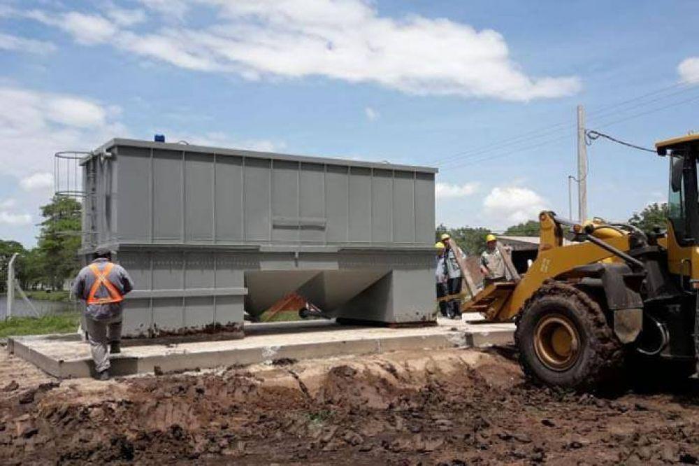 Plan del Norte: más de $6500 millones en obras de agua potable y cloacas