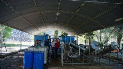 La planta potabilizadora de Nogolí usará tecnología de vanguardia hecha en San Luis