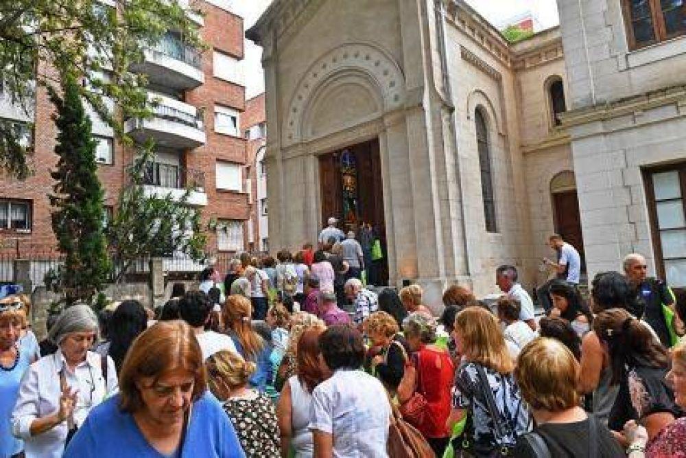 Más de 500 vecinos recorrieron las Siete Iglesias de San Fernando
