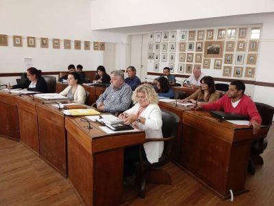 El Bloque de Concejales Justicialistas presentó un proyecto para la adhesión a dos leyes