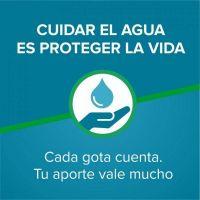 La Cooperativa de Claromecó extiende la campaña por el cuidado del agua