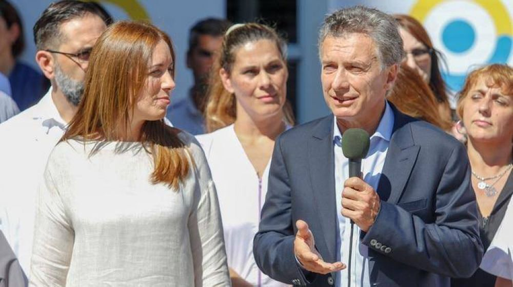 Inversores en alerta: si Macri no mide exigen que Vidal sea la candidata a presidente