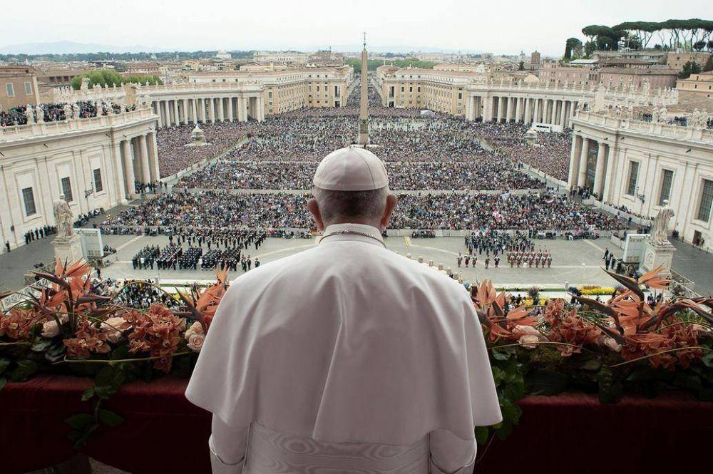En su mensaje de Pasuca, el Papa condenó los ataques en Sri Lanka y pidió medidas concretas por Venezuela